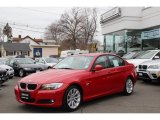 2010 Crimson Red BMW 3 Series 328i xDrive Sedan #79627765