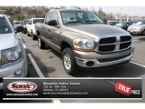 2006 Light Khaki Metallic Dodge Ram 1500 SLT Quad Cab 4x4 #79627622