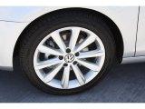Volkswagen Golf 2013 Wheels and Tires