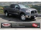 2013 Magnetic Gray Metallic Toyota Tundra TRD CrewMax 4x4 #79627612