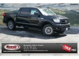 2013 Black Toyota Tundra TRD Rock Warrior CrewMax 4x4 #79627611