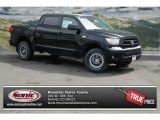 2013 Black Toyota Tundra TRD Rock Warrior CrewMax 4x4 #79627609