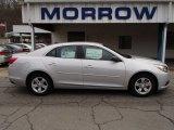 2013 Silver Ice Metallic Chevrolet Malibu LS #79627901