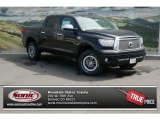 2013 Black Toyota Tundra TRD Rock Warrior CrewMax 4x4 #79627608