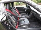 2007 Porsche 911 Carrera S Coupe Front Seat