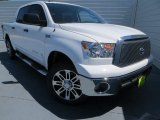 2013 Super White Toyota Tundra Texas Edition CrewMax 4x4 #79627992