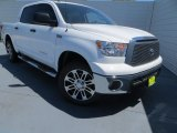 2013 Super White Toyota Tundra Texas Edition CrewMax 4x4 #79627991