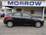 2012 Black Ford Focus SEL 5-Door #79627884