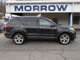 2011 Tuxedo Black Metallic Ford Explorer Limited 4WD #79627883