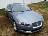 2013 Jaguar XF Satelite Grey Metallic
