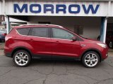 2013 Ruby Red Metallic Ford Escape Titanium 2.0L EcoBoost 4WD #79627878