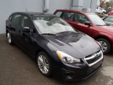 2012 Dark Gray Metallic Subaru Impreza 2.0i Premium 5 Door #79628367