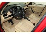 2007 BMW X3 Interiors