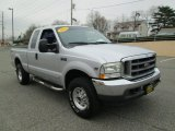2002 Ford F250 Super Duty Silver Metallic