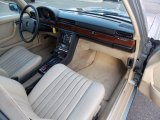 1980 Mercedes-Benz S Class Interiors
