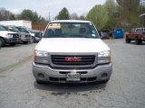 2005 Summit White GMC Sierra 1500 Regular Cab #79628334