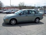 2004 Light Tundra Metallic Ford Focus ZTS Sedan #79628332