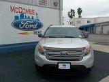 2013 Ingot Silver Metallic Ford Explorer FWD #79627832