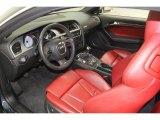 2008 Audi S5 Interiors