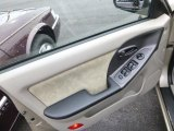 2003 Hyundai Elantra GLS Sedan Door Panel