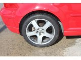 Volkswagen GTI 2002 Wheels and Tires
