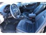 2009 Audi A3 Interiors