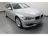 2013 Glacier Silver Metallic BMW 3 Series 328i Sedan #79628121