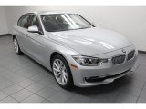2013 Glacier Silver Metallic BMW 3 Series 328i Sedan #79628120