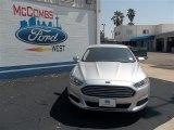 2013 Ingot Silver Metallic Ford Fusion SE 1.6 EcoBoost #79627818