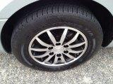 Kia Sedona 2012 Wheels and Tires