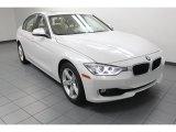 2013 Mineral White Metallic BMW 3 Series 328i Sedan #79628118