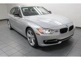 2013 Glacier Silver Metallic BMW 3 Series 335i Sedan #79628115