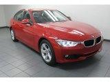 2013 Melbourne Red Metallic BMW 3 Series 328i Sedan #79628113