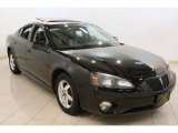 2004 Black Pontiac Grand Prix GT Sedan #79628224