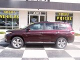 2012 Sizzling Crimson Mica Toyota Highlander Limited #79628075
