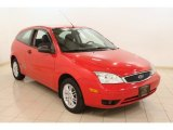 2005 Infra-Red Ford Focus ZX3 SE Coupe #79628192