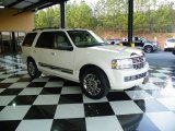 2007 White Chocolate Tri-Coat Lincoln Navigator Luxury #79684826