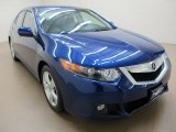 2010 Vortex Blue Pearl Acura TSX Sedan #79684425