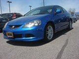 2006 Vivid Blue Pearl Acura RSX Sports Coupe #79684583