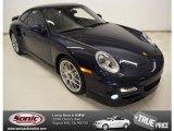 2012 Dark Blue Metallic Porsche 911 Turbo S Coupe #79684647