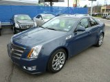 2009 Blue Diamond Tri-Coat Cadillac CTS 4 AWD Sedan #79684720