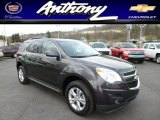 2013 Tungsten Metallic Chevrolet Equinox LT AWD #79684778