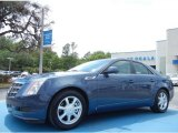2009 Blue Diamond Tri-Coat Cadillac CTS Sedan #79684568