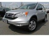 2010 Alabaster Silver Metallic Honda CR-V LX #79684676