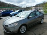 2013 Tungsten Metallic Dodge Dart Limited #79713364
