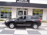 2012 Super Black Nissan Rogue S Special Edition #79713357