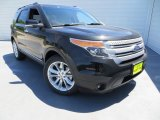 2013 Tuxedo Black Metallic Ford Explorer XLT #79713157