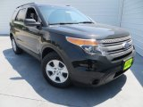 2013 Tuxedo Black Metallic Ford Explorer FWD #79713156