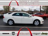 2011 White Suede Ford Fusion SE V6 #79712743