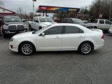 2011 White Suede Ford Fusion SEL #79713562